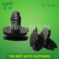 Plastic Car Door Panel Fastener Clips TS16949 Car Panels Clips For Citroen Saxo