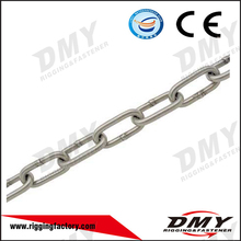 Adjustable ASTM80 standard stud link chain
