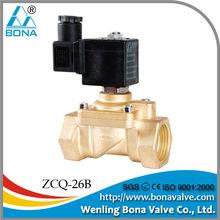 """1/2"""" 3/4"""" 1"""" Brass industrial steam generator 36V 42V 220V Soleonid Valve ZCQ-26B"""