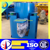 centrifugal concentrator for gold mining