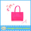 High capacity bag silicone/ EasyClean handbag /attractive tote bags