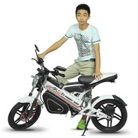 France electric motorcycle 48v 20ah li-ion battery 1500w motor electric
