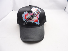 Fashion printing trucker hats/Fashion girl baseball cap
