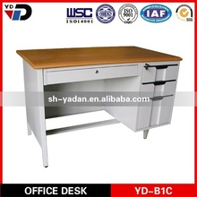 2014 NEW executive console desk with drawer lock