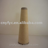 textile paper cone for spinning yarn