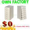 stunning fireproof vertical clothing storage hotel cabinet with drawers,neat hotel furniture,fireproof furniture
