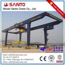 Loading And Unloading 30Ton Ship To Shore Container Crane