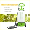 (312) PP Plastic 8/12L Capacity Agricultural Farming Mist Battery Operated Power Sprayer