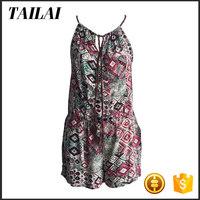 Apparel supplier 2015 new Fashion Beautiful design jumpsuit