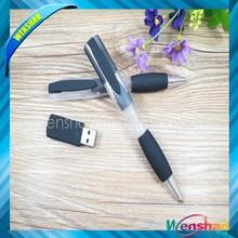 Pen usb 2.0 flash drive factory price Pen shape usb memory 4gb