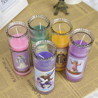 Exporters Variety of Designs Glass Candle