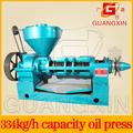 semilla de algodón máquina de la prensa de aceite medio desde el proveedor de China