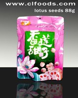 ready-to-eat sweet appetizing lotus seeds snack food