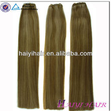 High Quality New Fashioal Micro Fiber Hair Extensions
