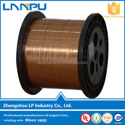 Class 180 Self-bonding Solderable Overcoated Enameled Wire Copper