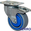 125mm container trolley Swivel brake sandwich caster