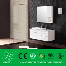 modern simple american style shampoo bowl bathroom vanity