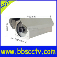 high resolution 700TVL camera for government department automatic capture 180km/h