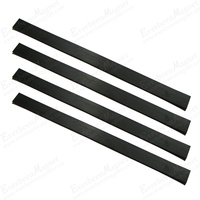 150x20x6mm rubber magnet for elevator