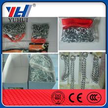 factory Galvanized Welded dog chain ball chain 2.4mm