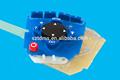 de caucho de silicona interruptor de membrana con el botón táctil