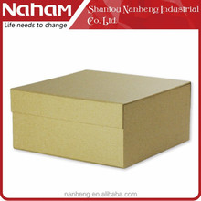 NAHAM Home /Office Wrapping Natural New Functional Rect Storage Box