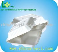 bagasse take-away box