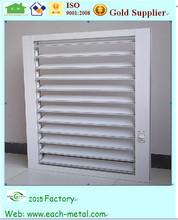 aluminum louver slats for vertical blinds