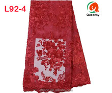 2015 10-14 new arrivals L92-4 coral african french net lace/french lace curtains