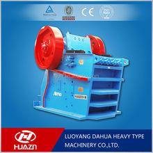 Luoyang Dahuascreenless granulator qs26 tooh bite type low speed crusher for injection machine ASJ-E jaw crusher