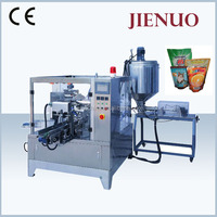CE Approved Rotary Automatic Liquid Pouch Butter Packing Machine