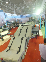 8 feet heavy duty spindle-less veneer production line for India market
