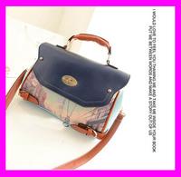 Guangzhou wholesale price pu leather fancy ladies shoulder bags fashion 2015 HD5437