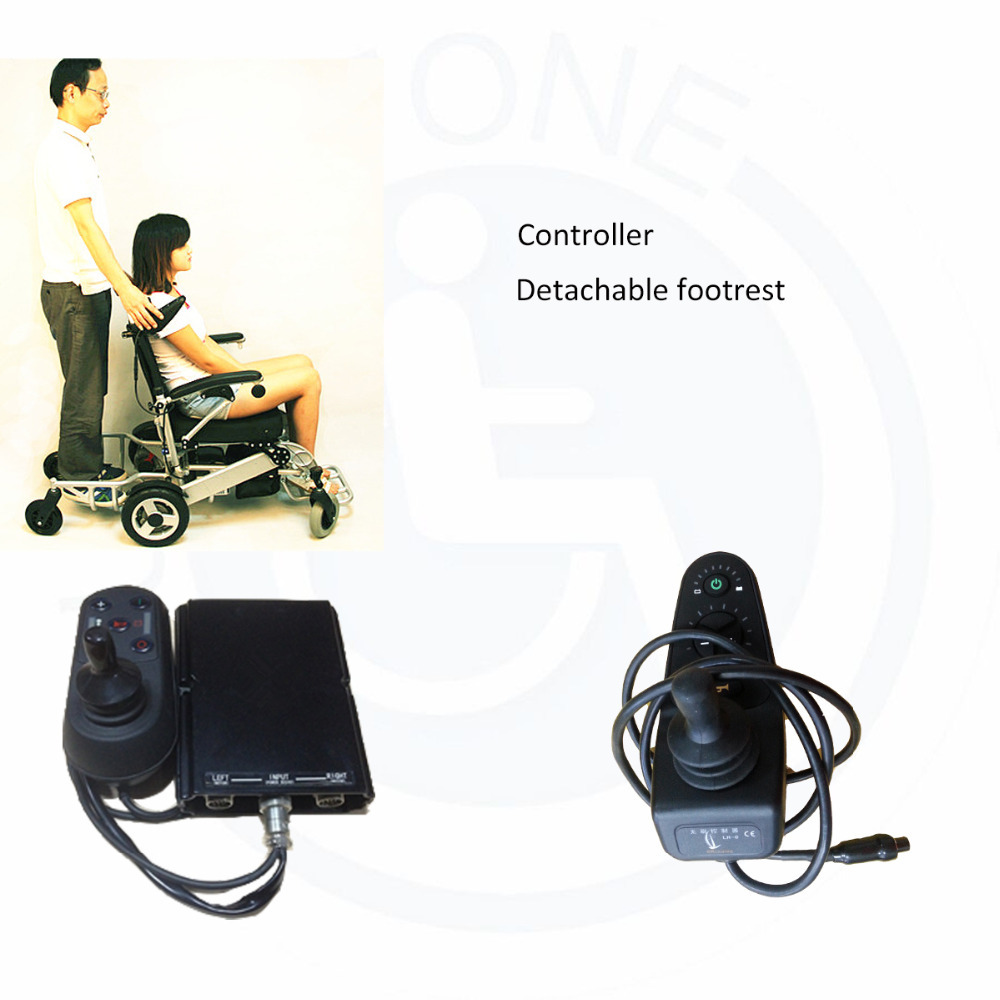 2015 Foldable Lightweight Cheap Price Electric Wheelchair