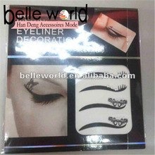 Fashion Styles Eyeliner Stickers Instant Temporary Tattoo Eye Makeup Art