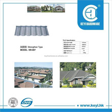 decorative sheet metal roofing for sale
