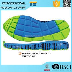 Comfortable Child Customized Fashion Eva Shoe Sole Design