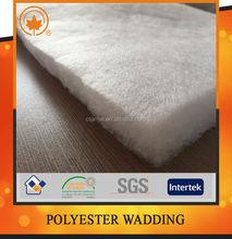 Haute qualite polyester Ouate pour le vetement