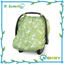 Green Color and Eco-friendly Baby Moses Basket Cover