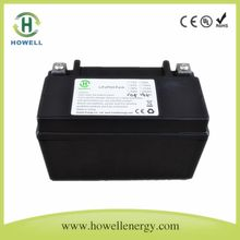 36V 20AH LiFePo4 Battery Pack for E-Bicycle/HEV/UPS Energy Store