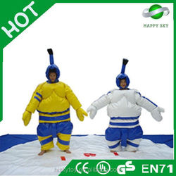 2015 Top quality inflatable sumo suits,inflatable sumo suits,shop for costumes