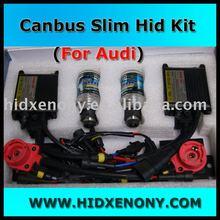 12v Xenon car kit, xenon ballast kit, HID conversion kit(for Audi)