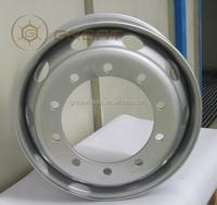 "good quality used semi truck wheels, 17.5""-24.5"" steel truck wheels"