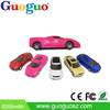 Guoguo 2015 car shape 5200mAh portable selfie mobile power bank for iphone