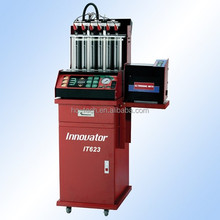 Automatic petrol launch injector cleaner with CE