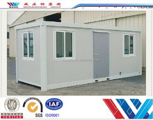 China build supplies Easy to install cheap price living container modular house