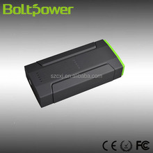 2015 Limited Car Charger Mini Multi-function Portable Vehicle Battery 12000mah Jump Starter Output 12v Emergency Auto Kit