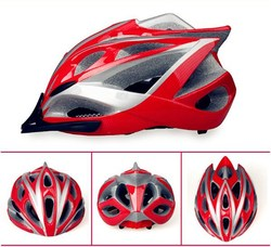 New arrival Six color available unique bicycle accessories custom Bicycle helmet, upscale durable cycling helmets