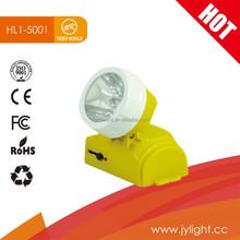 Chaozhou factory led headlamp flashlight with Tiger World Brand