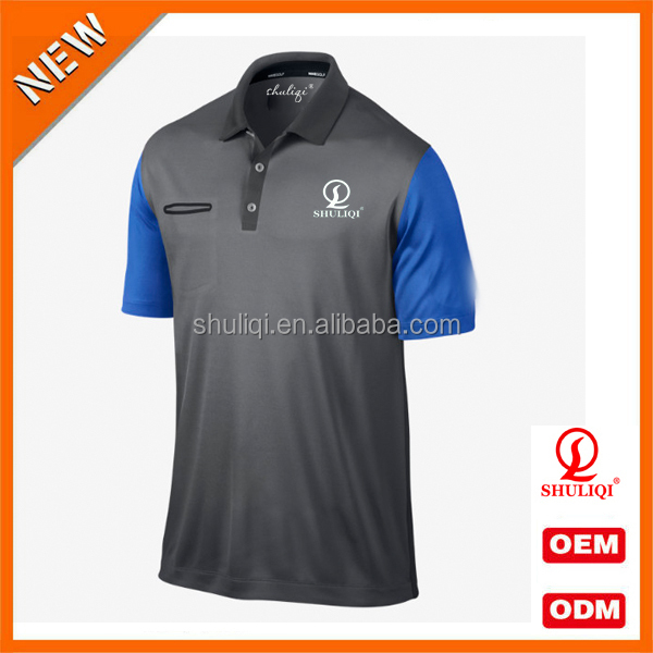 Custom bamboo polo t shirt sports polo from slq factory for Custom polo shirt manufacturers